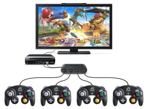 [E3 2014]スマブラを遊ぶならゲームキューブコントローラでなくちゃ! という