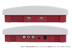 ファミコン/スーファミ/メガドラのカセットに対応する互換ゲーム機がアンサーから登場