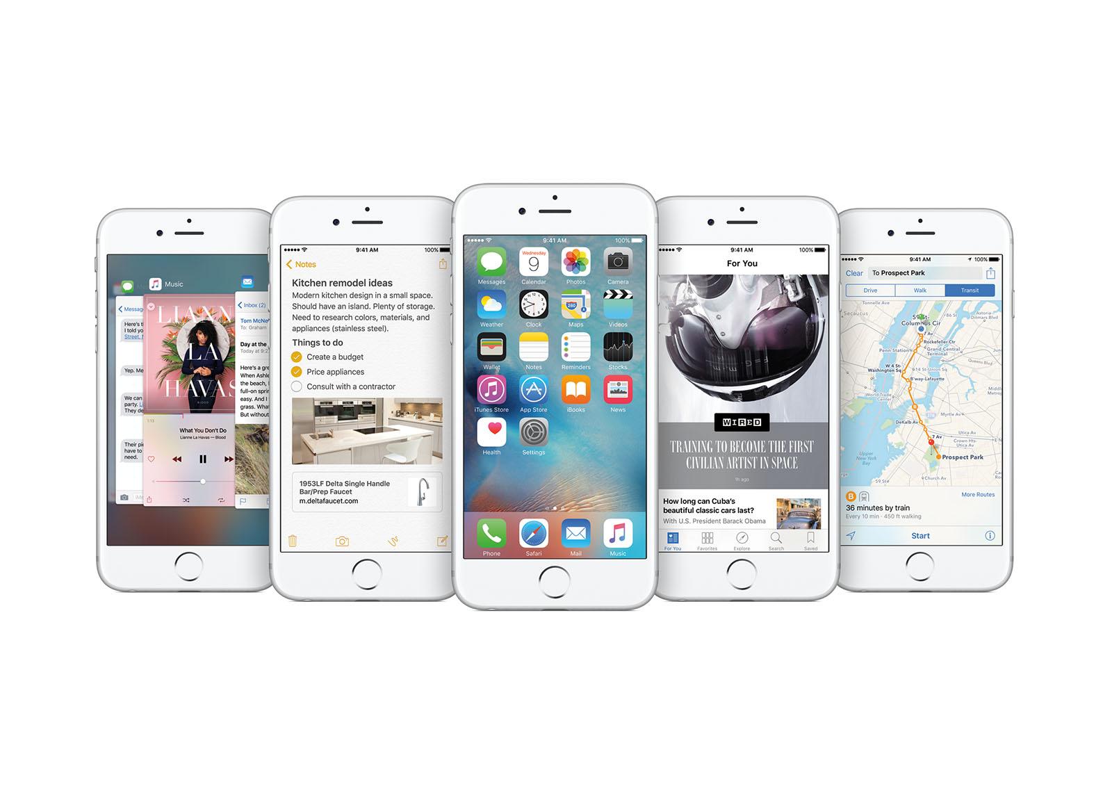 iPhone 6s / 6s Plusの発売に人気ゲームアプリのiOS 9対応は