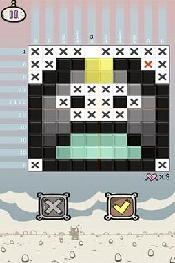 パズルゲーム「Picross Mon」がauスマートパスで配信開始