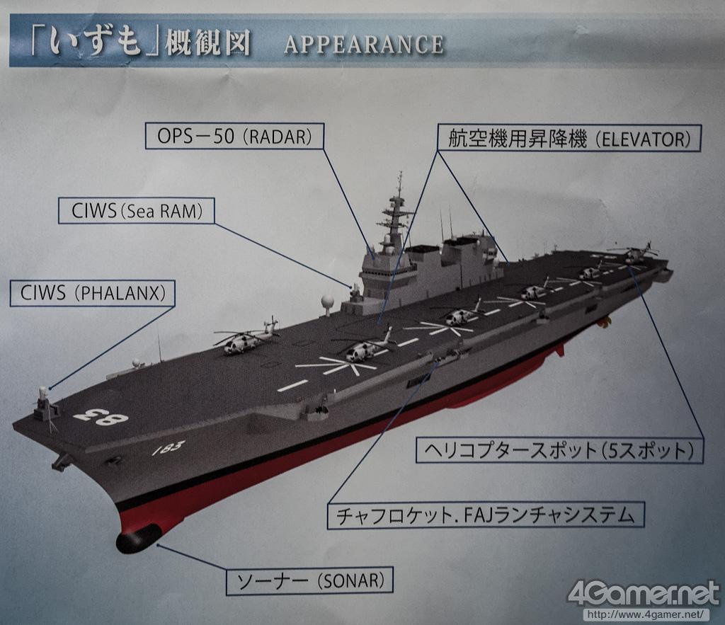 海上自衛隊史上最大の護衛艦「いずも」乗艦レポート海上自衛隊史上最大の護衛艦「いずも」乗艦レポート