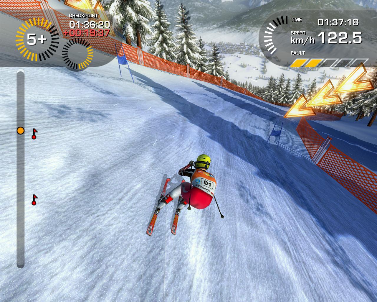 Alpine Skiing 2006 v103 ENG/GER - megagamescom