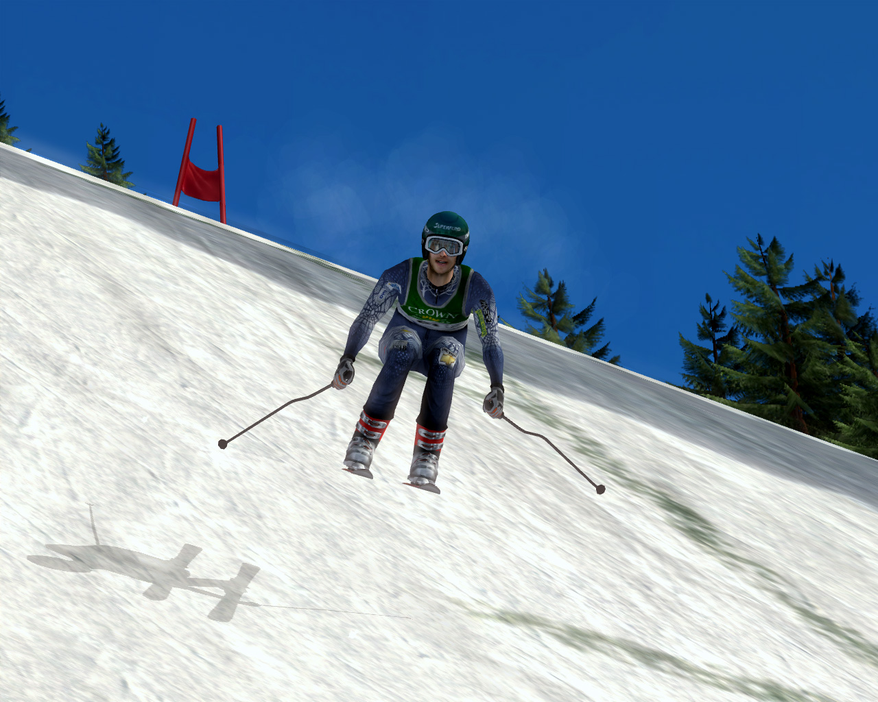 Ski alpin 2006 patch