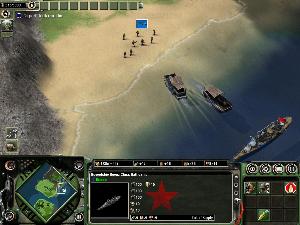 Gizmotron's axis & allies user-mod file mod db.