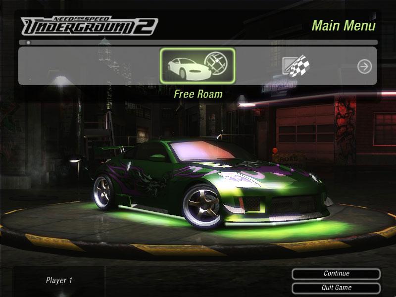 シミュレーション - ニード・フォー・スピード アンダーグラウンド2 - Need For Speed ...