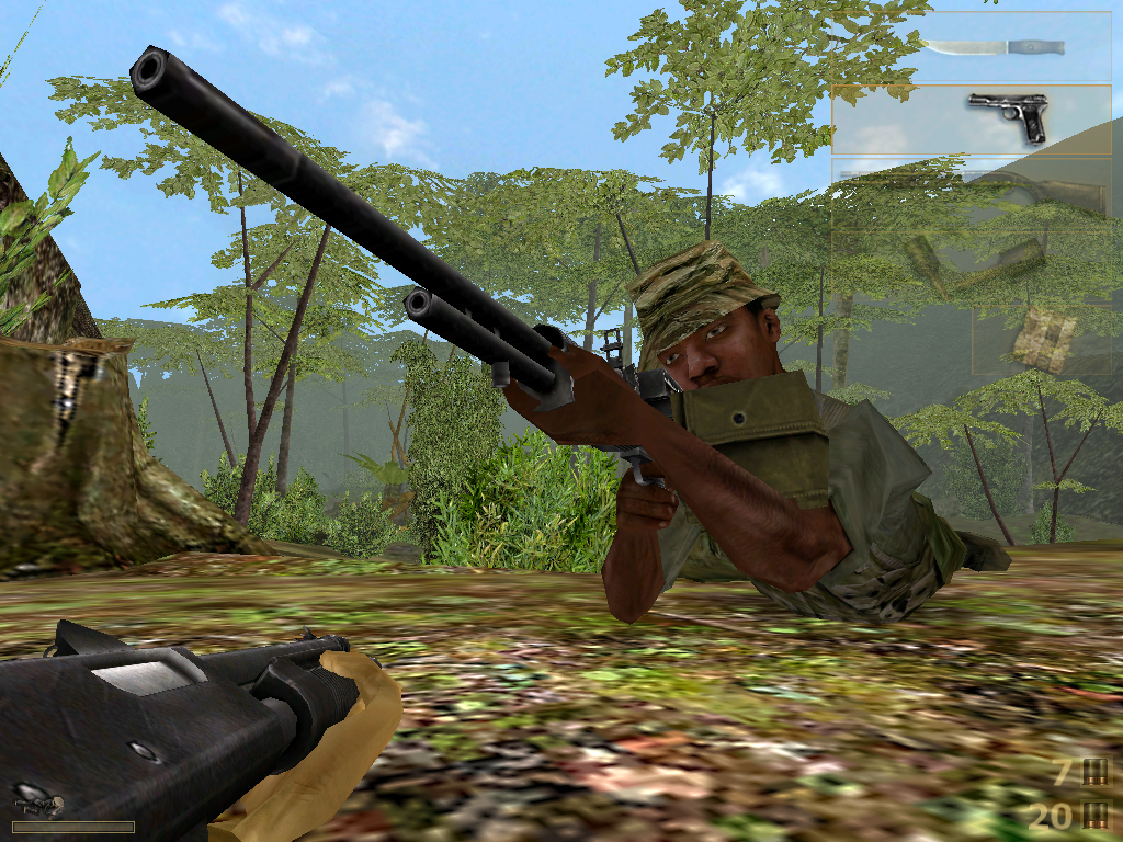 Vietcong fist alpha multiplayer demo apologise