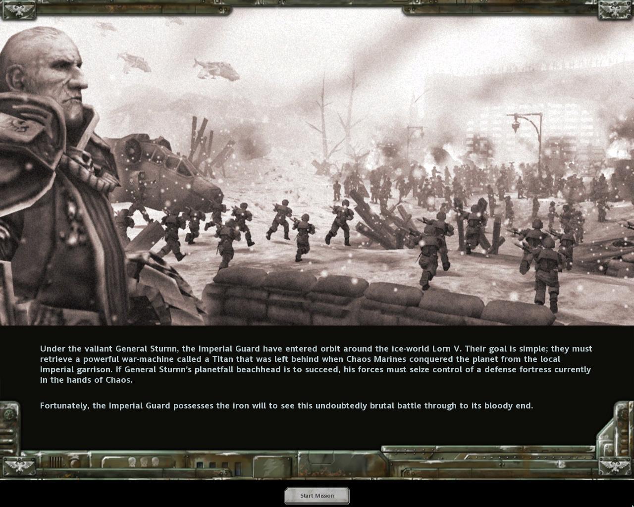 Warhammer 40,000 -Dawn of War: Winter Assault : Patches