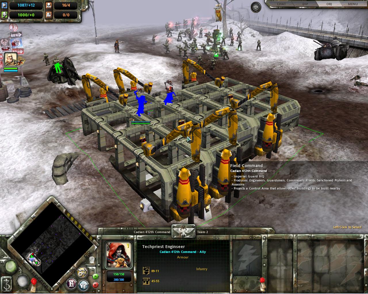 Dawn of war - astuces et tweak