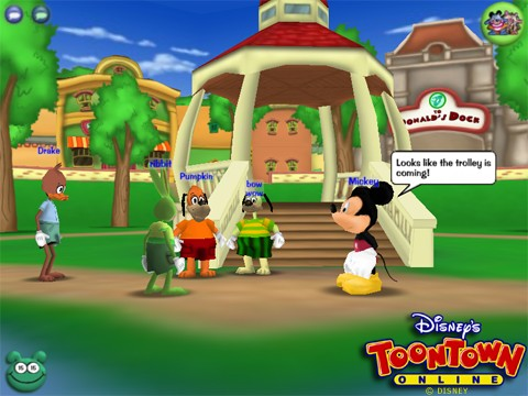 how to go to toontown central