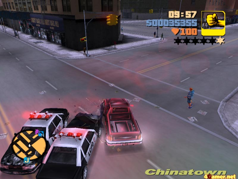 gta 3. GTA III(Grand Theft Auto III