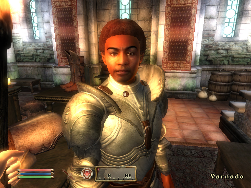 Oblivion friends and lovers mod