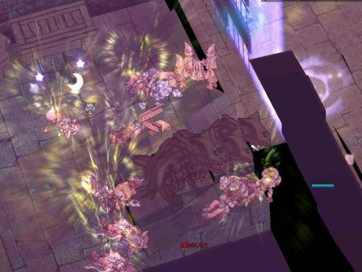 画像(013)懐かしのMMORPG体験ツアー第3弾。初心者向け体験ツアーって言ってるのに「ラグナロクオンライン」で超高速レベリングに挑む