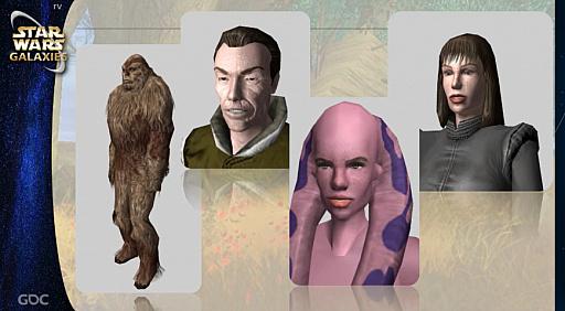 画像集#009のサムネイル/[GDC 2021]クラシックゲーム・ポストモーテムに「スター・ウォーズ ギャラクシーズ」が登場。ゲーマーの期待を裏切り続けたMMORPGは,どのようにして生まれたのか