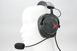 PR】ゲーマー向けブランド「Sound BlasterX」のUSBヘッドセット