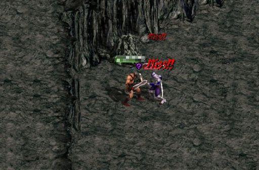 画像(014)懐かしのMMORPG体験ツアー第4弾。古き良きMMORPGの形が色濃く残っている「RED STONE」を体験する