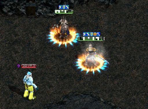 画像(019)懐かしのMMORPG体験ツアー第4弾。古き良きMMORPGの形が色濃く残っている「RED STONE」を体験する