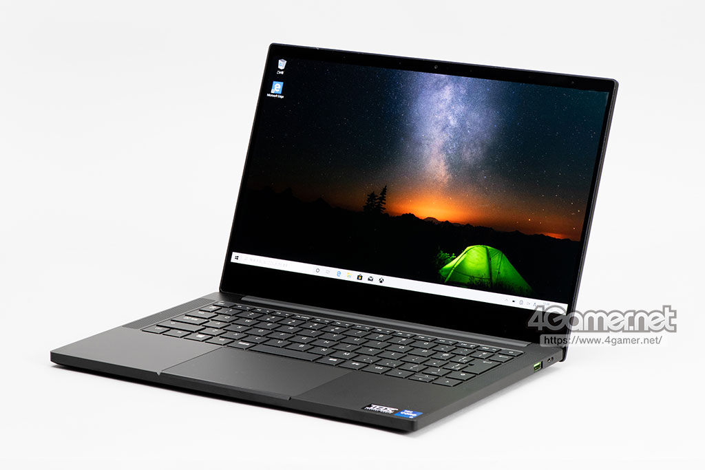 """Photo of [PR]11世代Core搭載の「Blade Stealth 13 """"は、""""仕事の合間にちょっとゲーム """"を可能にする良好な外観を持ってノートPCである"""