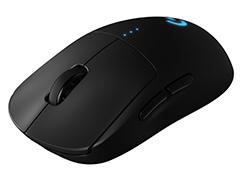 Logicool G,重量80gのワイヤレスマウス「PRO Wireless Gaming Mouse」を9月6日に国内発売。新「PRO Gaming Mouse」と「PRO Gaming Headset」も