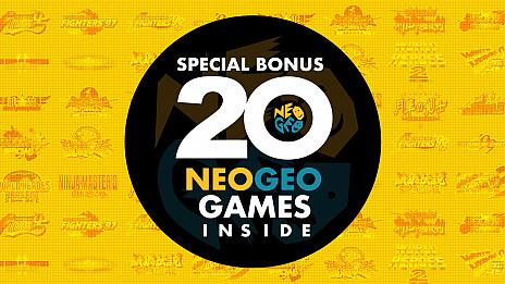 画像(003)SNK,20タイトルのゲームを内蔵したアーケードスティック「NEOGEO Arcade Stick Pro」を2019年秋に発売。現在,予約受付中