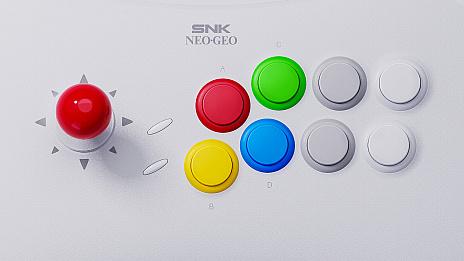 画像(004)SNK,20タイトルのゲームを内蔵したアーケードスティック「NEOGEO Arcade Stick Pro」を2019年秋に発売。現在,予約受付中