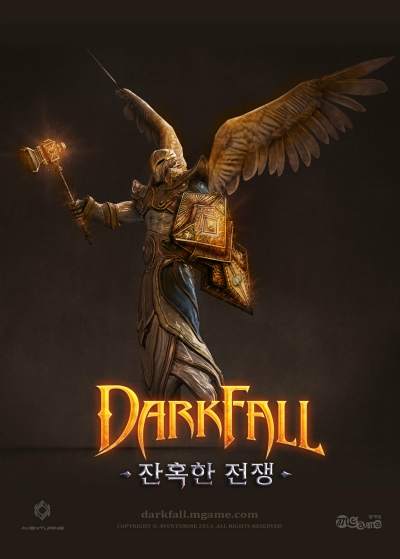 DARK FALL:UNHOLY WARS