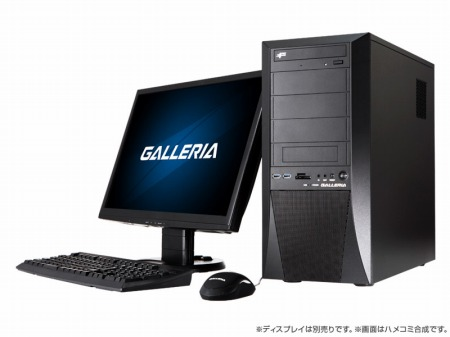 e0f243f8ce ドスパラのGTX 1070搭載ゲームPCは3モデルで販売開始 - 4Gamer.net