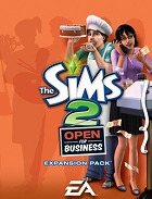 The Sims 2 Open for Business(Macintosh)