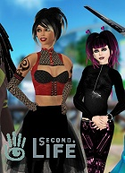 Second Life(Macintosh)