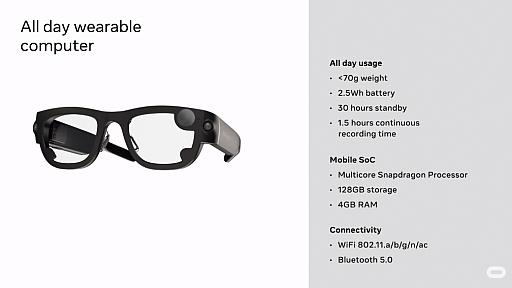 画像集#014のサムネイル/Access Accepted第660回:ARデバイスの未来を探るFacebook Future Labs