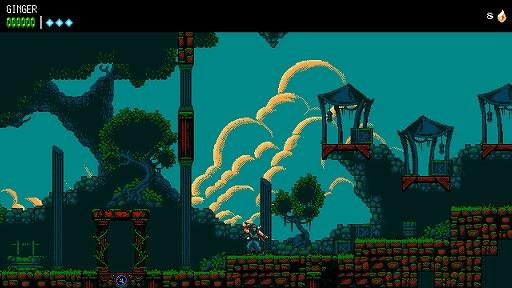 インディーズゲームの小部屋 room 547 the messenger 4gamer net