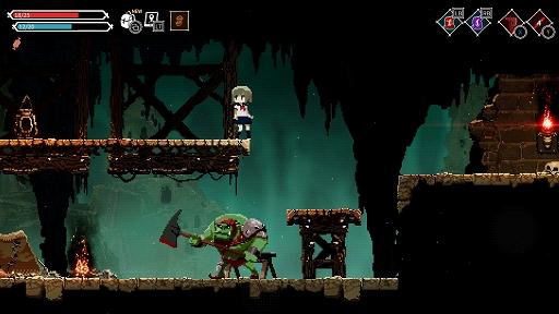 画像集#003のサムネイル/インディーズゲームの小部屋:Room#684「Lost Ruins」