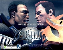 Speedball 2 - Tournament