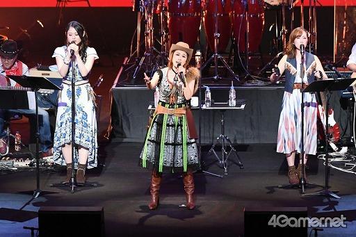 """画像(011)「ワイルドアームズ」シリーズ ボーカルコンサート「Score Re;fire #2 ~WILD ARMS Vocal Songs Concert 2019~」をレポート。""""渡り鳥""""達の宴が再び"""