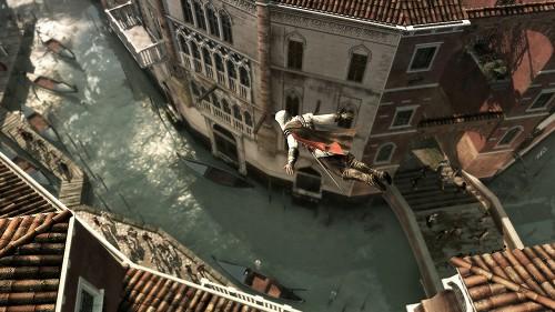 e3 09 ルネサンス時代の暗殺者は空を飛ぶ ubisoft assassin s