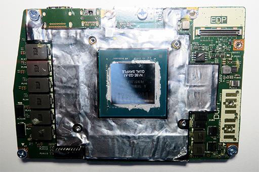 Gpuとcpuを後から交換できるモンスターノートpc Alienware Area 51m 続報 ユーザーがパーツをアップグレードしても保証は切れない