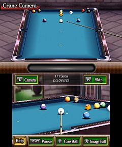 ARC STYLE最新作「Jazzy BILLIARDS 3DS」「VectorRacing」の配信開始