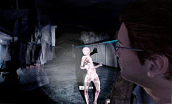 SILENT HILL-SHATTERED MEMORIES-