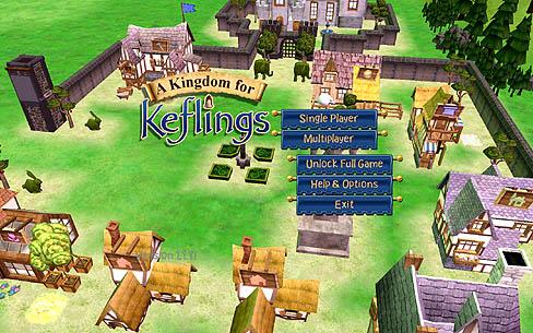 巨人を操って街作りに励むほのぼの系都市建設シム「A Kingdom for ...