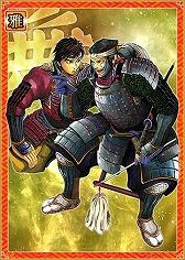 画像(005)「戦国IXA」が漫画「センゴク権兵衛」とのコラボを開催。コラボ限定カードが登場