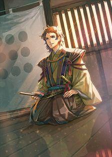画像(005)「戦国IXA」に「鬼庭綱元【極】」など,13枚の新武将カードが登場