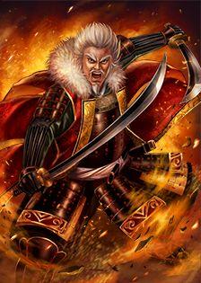 画像(008)「戦国IXA」に「鬼庭綱元【極】」など,13枚の新武将カードが登場