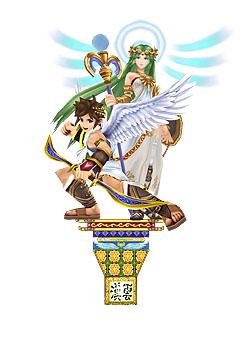 新・光神話 パルテナの鏡」キャラクターがモチーフの山車「パルテナ立 ...