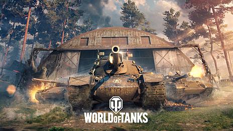 画像集#001のサムネイル/「World of Tanks」,Steamでの配信開始が2021年後半に決定