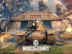 「World of Tanks」,Steamでの配信開始が2021年後半に決定