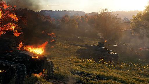画像集#003のサムネイル/「World of Tanks」,Steamでの配信開始が2021年後半に決定