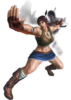 「STREET FIGHTER X(クロス) 鉄拳」キャラクター攻略:ジュリア