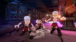 [E3 2011]SCEの注目作「Resistance 3」ほか,計15タイトルのムービー/SSを4GamerにUp。「LittleBigPlanet for PlayStation Vita」のSSも