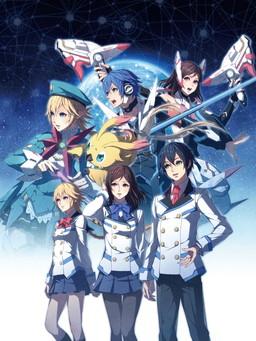 画像(001)「PSO2 ジ・アニメーション」のBlu-ray BOXが8月21日に発売。ゲーム用のアイテムコードも封入