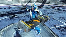 画像(028)「PSO2」,EPISODE6大型アップデート第2弾「現れし終の艦隊」Part2-1を実装。「超界探索」に最高難度を誇る新フィールドが追加されたほか,「マブラヴ オルタネイティヴ」とのコラボもスタート