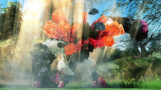 画像(064)「PSO2」,EPISODE6大型アップデート第2弾「現れし終の艦隊」Part2-1を実装。「超界探索」に最高難度を誇る新フィールドが追加されたほか,「マブラヴ オルタネイティヴ」とのコラボもスタート